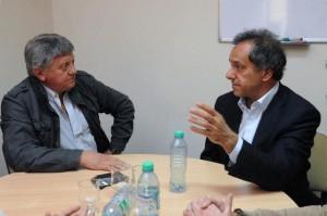 """""""No somos pocos los peronistas que hemos decidido acompañar a Scioli como candidato a presidente"""""""