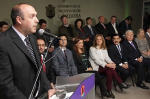 Robo de armas: La oposición redobló la apuesta, quiere que DLS comparezca ante la Unicameral