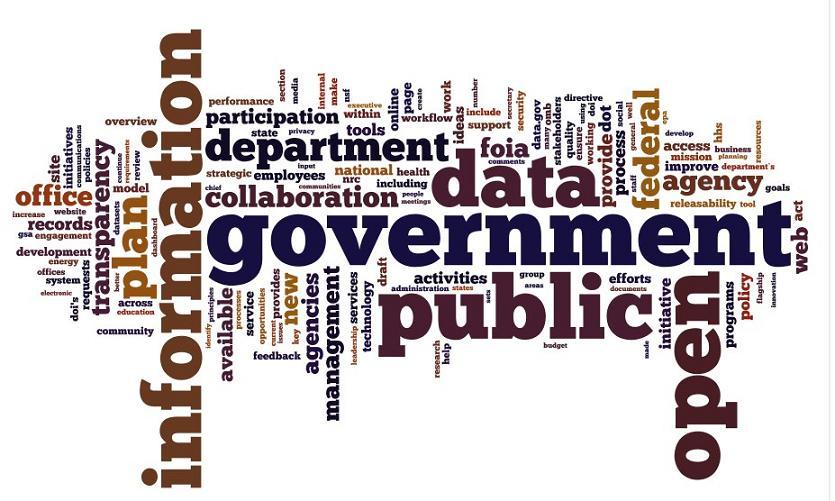 gobierno-abierto palabras asociadas