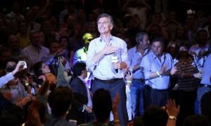 """""""Me comprometo a trabajar codo a codo con cada gobernador para que a la Argentina le vaya mejor"""""""