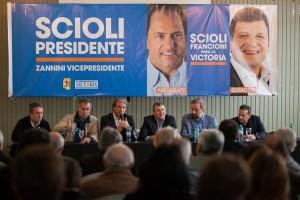 """Para """"Pepe"""" Scioli, """"llegó el momento del federalismo productivo"""""""