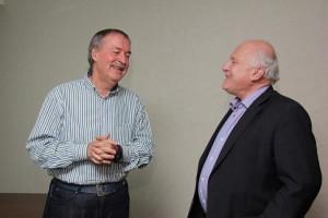La situación de las Cajas de Jubilaciones, uno de los temas de la reunión entre Schiaretti y Lifschit