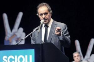 Marangoni, Filmus y Berni, confirmados para integrar el Gabinete de Scioli
