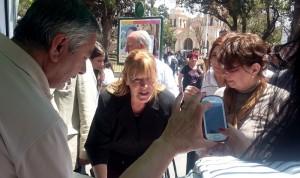"""Ante la estrategia de Massa y Macri por conquistar el voto progresista, Stolbizer afirmó que pierden """"identidad propia"""""""