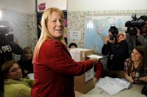 """Escenario Balotaje: """"No podría votar a Scioli y no sé si podría votar a Macri"""""""