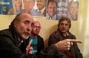 """""""El poder financiero ya sabe que Macri pierde"""""""