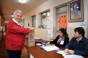 #Elecciones De la Sota convocó a los argentinos a votar en paz y Schiaretti a favor de una jornada democrática