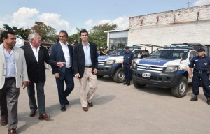 Desde Salta, Scioli volvió a cargar contra Macri y, este martes, desembarca en Río Cuarto