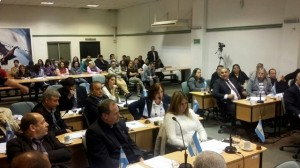 """Polémica/Ente: Para la oposición y delegados del Suoem, la gestión mestrista creará un """"estado paralelo"""""""