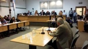 Tras la audiencia en el Concejo, las posiciones antagónicas siguen firmes en torno al Esop, que avanza en su aprobación
