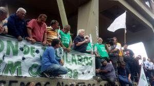 ESOP: Municipales firmes en el conflicto y Mestre contraataca con ordenanza que restringe las asambleas