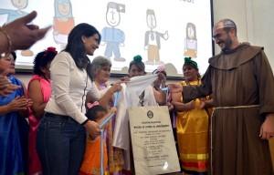 Proyecto de inclusión digital en marcha en comunidad Guaraní