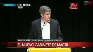 Dos radicales cordobeses en el gabinete de Macri y ninguno del riñón mestrista