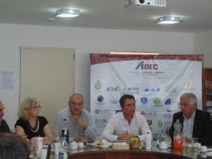 Cossar presentó el proyecto del Ente Autárquico a las entidades de ADEC