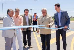 """De la Sota afirmó que hasta el último día de su gestión inaugurará """"obras y más obras"""""""