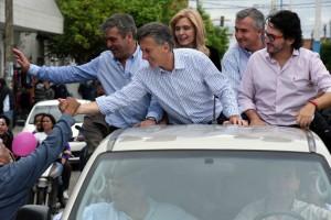 Desde Tucumán, Macri insistió en que de ser presidente trabajará con todos los gobernadores