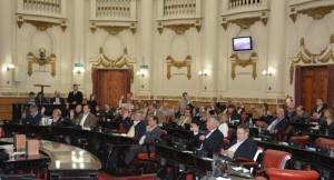 Con el acompañamiento del massista Borello y el FpV, Oficialismo aprobó el Presupuesto 2016
