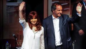 """Al descartar que el oficialismo hace """"campaña sucia"""", CFK comparó a Macri con De la Rúa."""