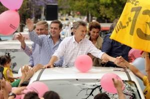 De cara al balotaje, Macri volvió a juntar a Mestre, Aguad y Juez (apoyo indiscutido)