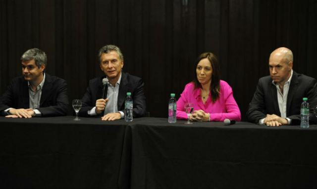 macri conferencia de prensa presidente electo