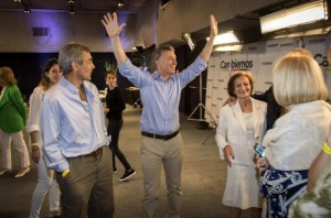 Arrolladora victoria de Macri con tonada cordobesa