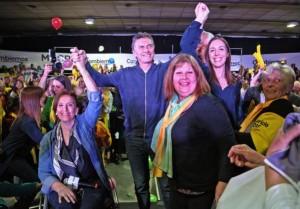 """Para Vidal, el ministro de Economía de Macri será """"lo menos relevante"""""""