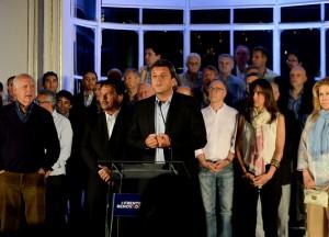 """Para Massa, empieza """"una nueva etapa de diálogo"""", en la que """"aún pensando distinto se puede trabajar"""""""