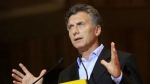 """Macri afirmó que quiere un Estado «al servicio de la gente» y no un """"aguantadero"""""""