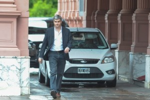 """En el marco de la transición, Fernández y Peña, tuvieron un primer encuentro """"muy positivo"""""""