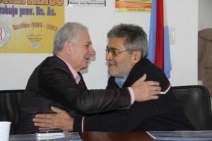 En plenario de líderes sindicales, Pihen ratifica respaldo a Scioli de cara al balotaje