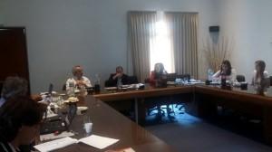 reunion CPCE con periodistas