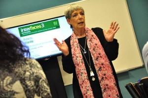 Ruth Harf diserta sobre Gestión Directiva en la UBP