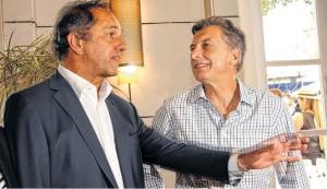 Todo listo para un debate histórico entre Macri y Scioli, de cara al balotaje