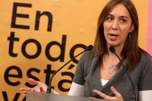 """Vidal calificó como """"buena"""" la reunión con Scioli"""
