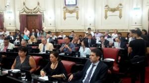 Por ahora, en la última sesión, el interbloque de Juntos por Córdoba debutaría aprobando Fondo para atender catástrofes