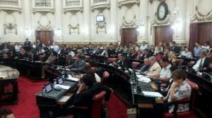 Con el apoyo del interbloque Juntos por Córdoba, Oficialismo aprobó paquete de leyes enviado por Schiaretti