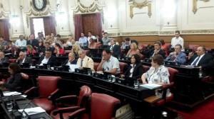 """Recorte de haberes jubilatorios: Montero le apuntó a Juntos por Córdoba, al denunciar un """"pacto"""" Macri, Mestre y Schiaretti"""