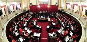 El FpV se dividió en el Senado provincial entre PJ y La Cámpora