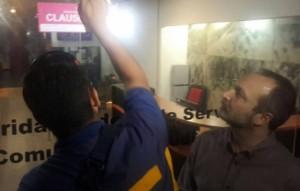 AFSCA: Tras el desalojo, Sabbatella espera resolución sobre la legalidad de la intervención