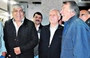 Lingeri confirmó el plenario de secretarios generales en busca de la unidad de la CGT