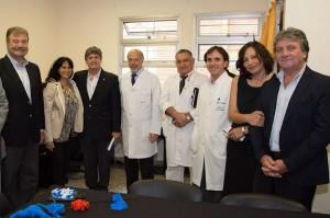 Con una inversión de $500 mil, inauguran Unidad de Biomodelos 3D en el Hospital de Niños