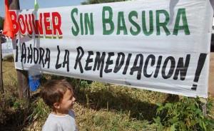 Municipio capitalino debe presentar plan de cierre y clausura del predio de Bouwer