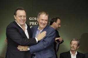 Promoción del Turismo: Schiaretti y Santos rubricaron convenio entre la Provincia y la Nación por $ 10 millones