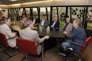 Schiaretti recibió apoyo del G6 por la eliminación de la Tasa Vial y del diferimiento previsional