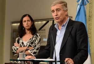 Aguad defendió creación del Enacom y modificación de 3 artículos de la Ley de Medios, vía DNU