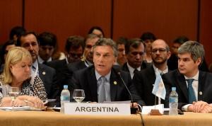 Al ratificar su compromiso con el Mercosur, Macri fijó como prioridad el acuerdo comercial con la UE