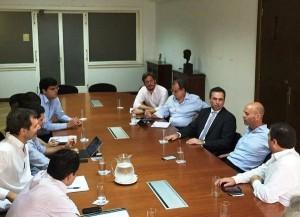 Tras reunión de Mestre con Dietrich, técnicos de Transporte (Nación) vendrán a Córdoba
