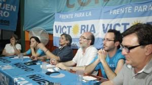 """""""Es hora de defender conquistas y derechos frente al gobierno neoliberal de Macri"""""""
