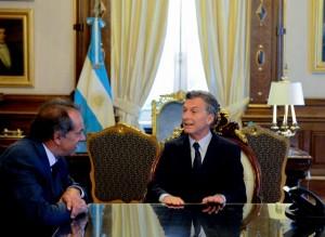 Macri se reunió con los ex rivales de las elecciones presidenciales que estarán en la oposición