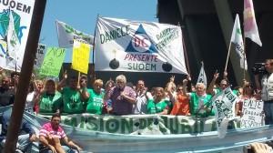 #NoAlEnte Municipales prometen intensificar conflicto con escrache a Mestre y manifestación multisectorial